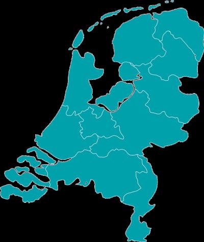Werkzaam In Heel Nederland